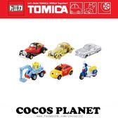 日版 Tomica 迪士尼 10年周年紀念車 多美小汽車 夢幻小車 小汽車 一組六台販售 不單售 COCOS TO175