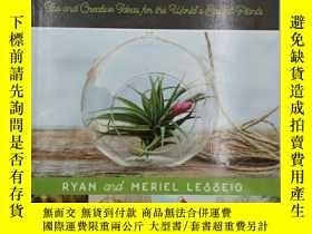 二手書博民逛書店Air罕見Plant Care and Design: Tips