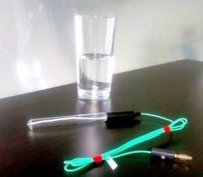 水的能量檢測棒 ((Water Sensor)