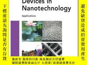 二手書博民逛書店Microfluidic罕見Devices in Nanotechnology: ApplicationsY4
