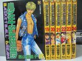 【書寶二手書T9/漫畫書_MPP】少年籃球夢_18~24集間_共7本合售_西山優里子