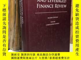 二手書博民逛書店the罕見acquisition and leveraged finance reviewY13822 sec