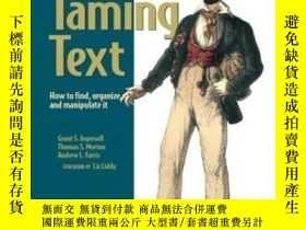 二手書博民逛書店Taming罕見TextY364682 Grant S. Ingersoll Manning Publicat