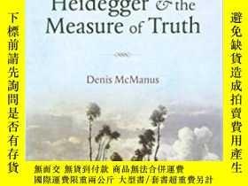 二手書博民逛書店Heidegger罕見And The Measure Of Tr