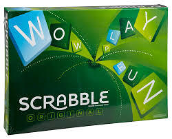 『高雄龐奇桌遊』SCRABBLE 英文拼字遊戲 正版桌上遊戲專賣店