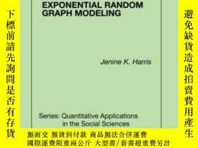 二手書博民逛書店An罕見Introduction To Exponential Random Graph Modeling-指數隨