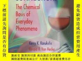 二手書博民逛書店Chemistry罕見Connections: The Chemical Basis Of Everyday Ph