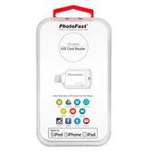 PhotoFast 蘋果 microSD 讀卡機 CR-8800 (不含記憶卡)【公司貨】