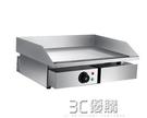 鐵板燒 新炊 外銷型818電扒爐商用鐵板燒設備電平趴鍋煎烤燒商用手抓餅機 3C優購