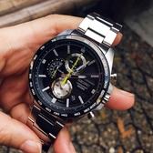 SEIKO日本精工型男競速計時腕錶8T67-00F0D/SSB261P1公司貨