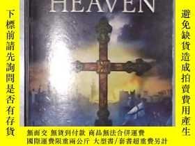 二手書博民逛書店英文原版罕見Siege of Heaven by Tom Har