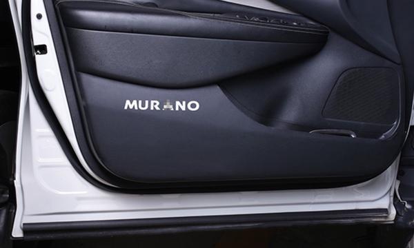 【車王小舖】日產 2016 Murano 車門防踢墊 車門保護墊