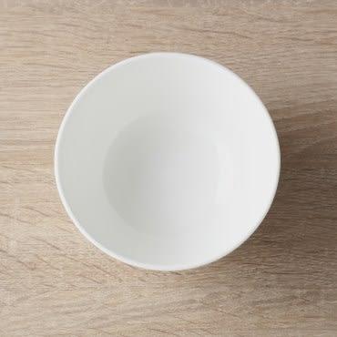 HOLA home 緻白骨瓷高腳碗11cm