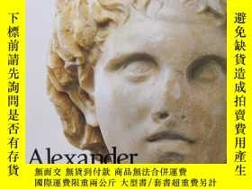 二手書博民逛書店Alexander罕見the Great East_west culture contacts from Gree