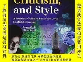 二手書博民逛書店Literature,罕見Criticism And Style