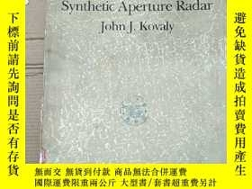 二手書博民逛書店synthetic罕見aperture radar (P2733)Y173412