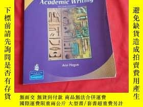 二手書博民逛書店First罕見Steps in Academic Writing