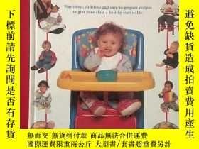 二手書博民逛書店Cooking罕見For BABIes and Toddlers