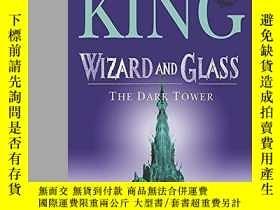 二手書博民逛書店Wizard罕見Gnd Glass The Dark TowerY256260 [英] 斯蒂芬·金 Hodde