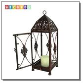 DecoBox鄉村風-地中海燭台小花架 - (多肉花架,燈罩,燈籠,lantern)