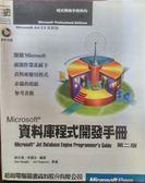 (二手書)Microsoft資料庫程式開發手冊 (第二版)