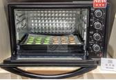 新安規雙層安全玻璃★Panasonic 國際牌32公升電烤箱(NB-H3203)