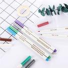 【BlueCat】Sipa金屬感彩色盒裝油漆筆 彩繪筆 塗鴉筆 (10入)