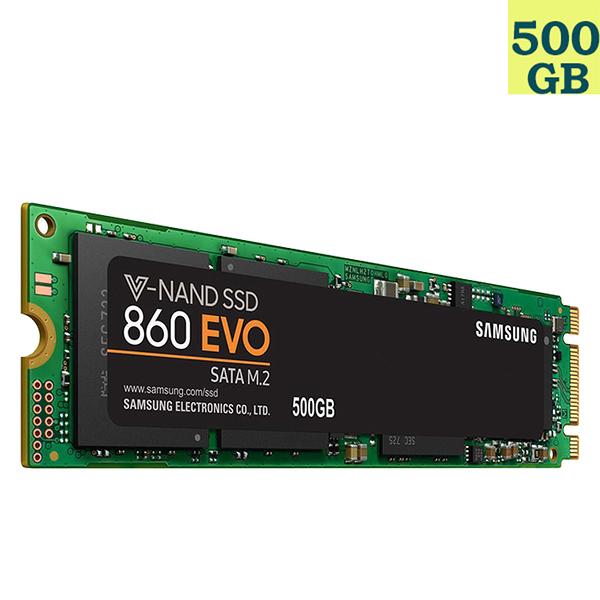 [免運] SAMSUNG [860 EVo] SSD M.2 500GB 500G MZ-N6E500BW SATA 6Gb/s 固態硬碟