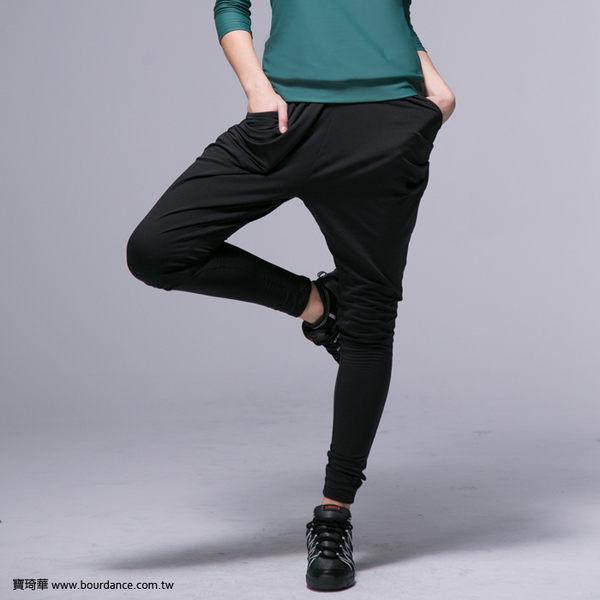 *╮寶琦華╭*台灣製造 專業瑜珈韻律芭蕾☆ 修身哈倫褲【D15337】