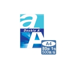 【DOUBLE A】影印紙 A4 (1包)