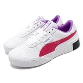 Puma 休閒鞋 Cali Chase Wns 白 粉紅 女鞋 運動鞋 【PUMP306】 36997002