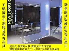 二手書博民逛書店New罕見Shops 6: Made in ItalyY3464