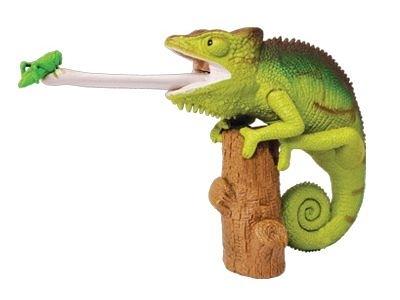 【4D Master】20136A Chameleon 立體拼組模型 動物系列 變色龍