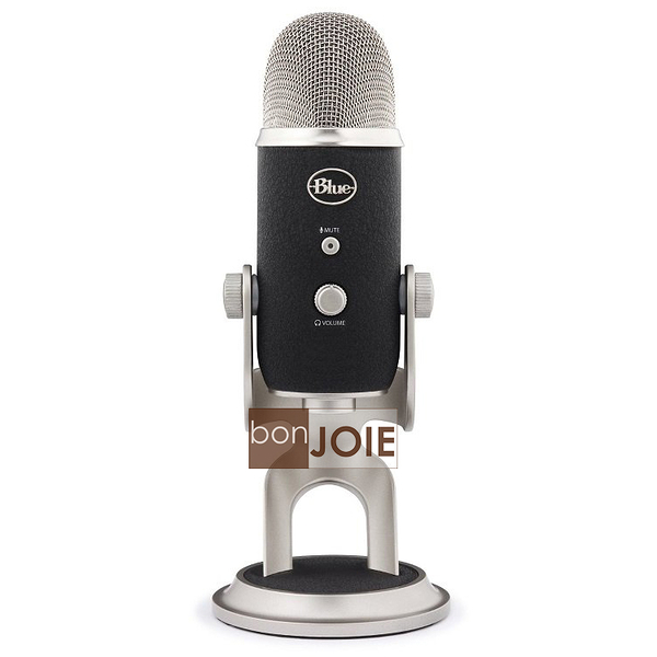 ::bonJOIE:: 美國進口 Blue Microphones Yeti Pro 頂級專業型 USB 麥克風 (全新盒裝) 指向性 Condenser Microphone MIC