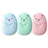 可愛小熊一次性香皂片(50片) 款式可選【小三美日】