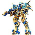 拼酷御天金甲3d立體金屬拼圖diy手工金屬拼裝模型創意成人玩具WY