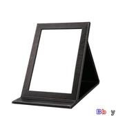 【貝貝】隨身鏡 折疊化妝鏡 臺式 桌面 隨身 便攜鏡子 大號 大號鏡