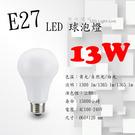 E27 LED球泡燈 13W【數位燈城 ...