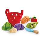 【德國 Hape】精緻木玩 - 幼兒版蔬菜切切樂