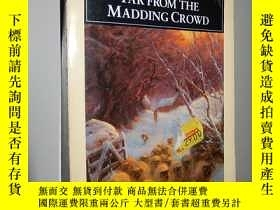 二手書博民逛書店Far罕見from the Madding Crowd (Pen