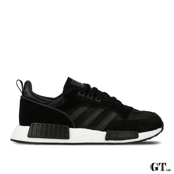 【GT】代購 Adidas Boston Super x R1 黑 男鞋 低筒 輕量 愛迪達 運動鞋 慢跑鞋 休閒鞋 EE3654