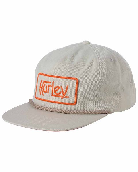 Hurley OG FLIGHT 棒球帽 - 男(米色)