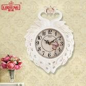 小號掛鐘家用現代鐘表創意迷你座鐘裝飾靜音兩用石英時鐘 莎瓦迪卡