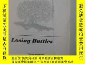 二手書博民逛書店losing罕見battlesY85718 Eudora Wel