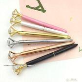 【Bling Bling19克拉高透鑽石筆】日韓流行 帶殼 功能筆鑽石晶鑽 黑筆