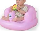 寶寶學座椅兒童充氣小沙發
