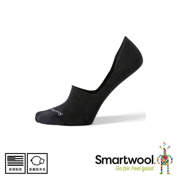 【SmartWool 美國 女 捉迷隱形襪《炭黑》】  SW003850/短襪/女襪/運動襪/美麗諾羊毛/健行襪