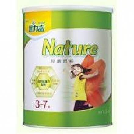 『121婦嬰用品館』豐力富Nature 3-7歲兒童奶粉(1.5kg/罐) 3罐組