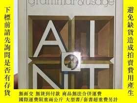 二手書博民逛書店Reference罕見Handbook of Grammar and Usage(1972版)精裝如圖、內頁幹凈奇