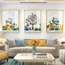 北歐客廳裝飾畫沙發背景牆壁畫現代簡約餐廳油畫掛畫電表箱玄關畫 NMS 樂活生活館